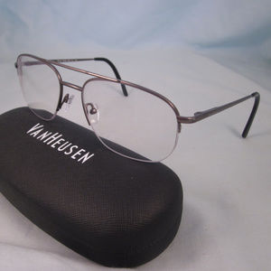 0385b5ee17b3 VAN HEUSEN Rx Eyeglasses ARTIC GUN Metal Frames ...